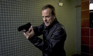 Kiefer Sutherland in 24: Live Another Day (2014)