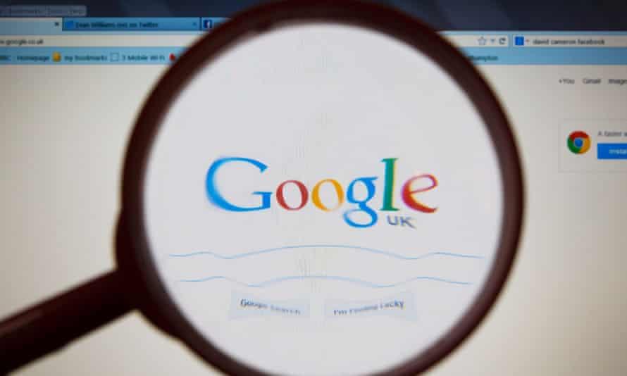 Google: under the microscope