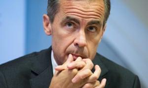 Bank of England governor Mark Carney: hard-hitting on banks' misdemeanours.