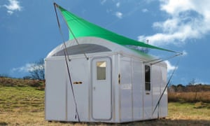 Rapid Deployment Module refugee shelter