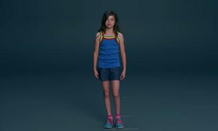 10-year-old Dakota stars in the Always #LikeAGirl video.