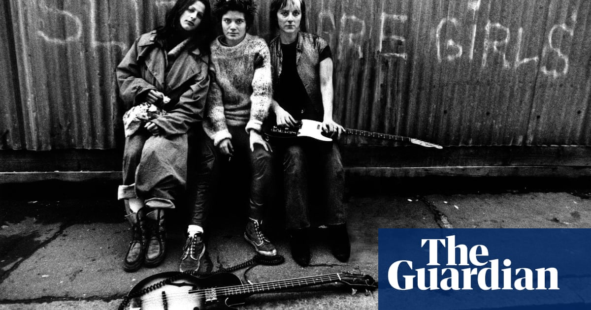 Punk Has A Problem With Women Why Music The Guardian