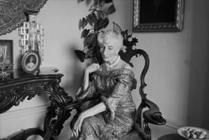 To my discomfort, I am often considered a grand dame. I know how to behave in most circumstances whether with inferiors or superiors, without attracting attention. I was properly brought up. To the manor and manors born.