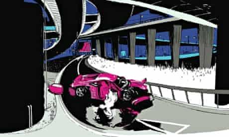 Crash Illustration by Alison Sampson