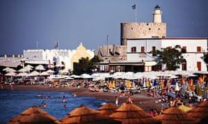 Greece, tourism