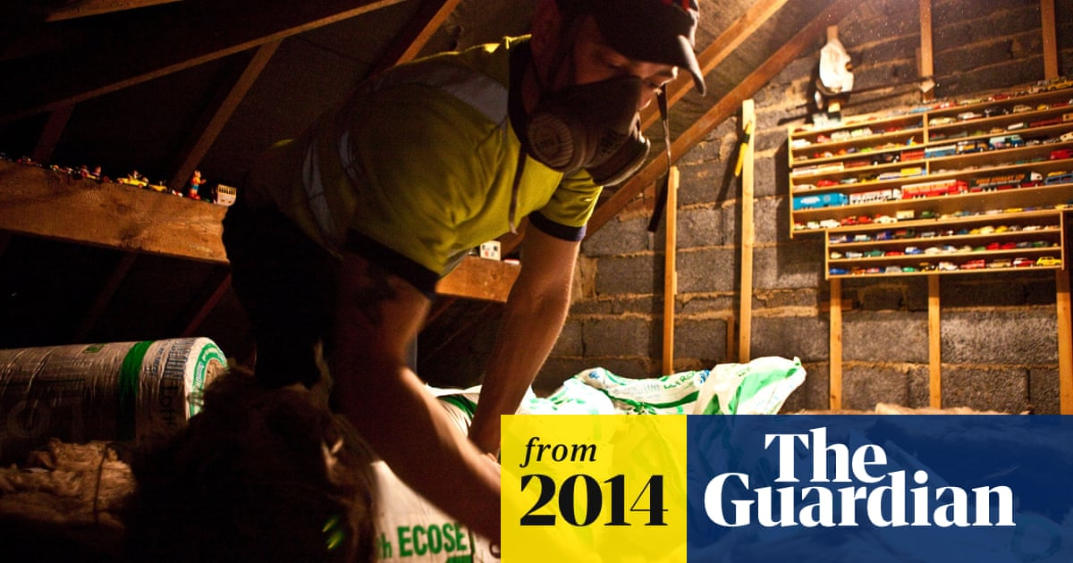 Home insulation installs 'have collapsed because of UK policies