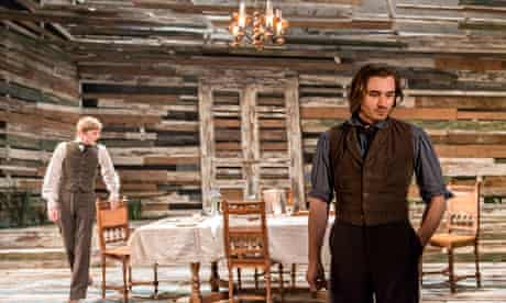 Fathers and Sons at Donmar Warehouse, which is run by Josie Rourke