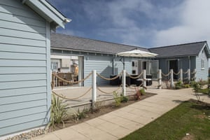 Cool cottages Yorkshire: Bempton Beach House, Filey