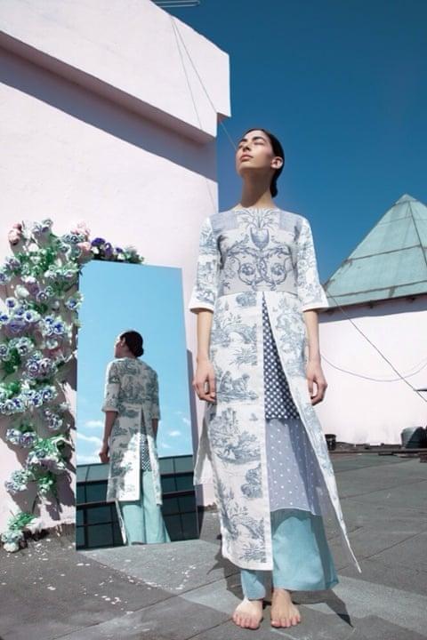 24 Russian Fashion Designers To Watch World News The Guardian