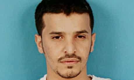 File photo of Ibrahim Hassan al-Asiri