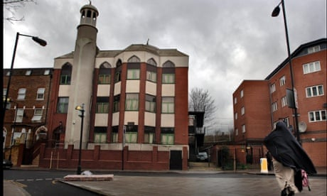 London mosque chairman demands removal from banks' terrorism