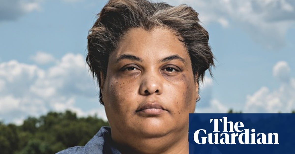 Roxane Gay Meet The Bad Feminist Society The Guardian