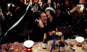 Marion Cotillard and Gerard Depardieu in La Vie En Rose.