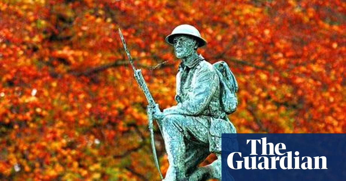 Top 10 war poems | Books | The Guardian