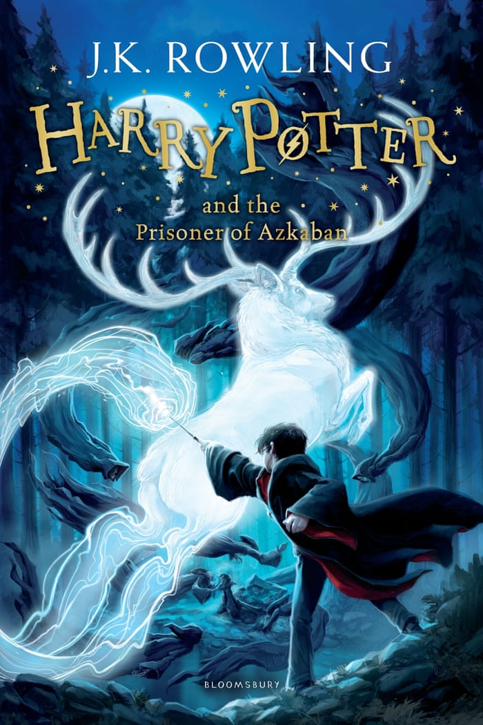 New Harry Potter covers revealed   Children's books   The Guardian