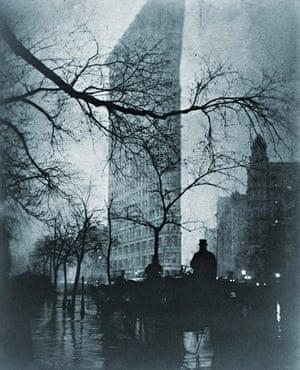 Edward Steichen  – skyscrapers in art