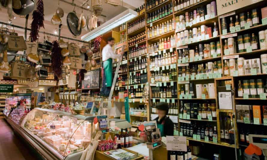 Valvona and Crolla Delicatessen,  Edinburgh