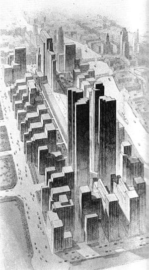 Robert Hood's Terminal City
