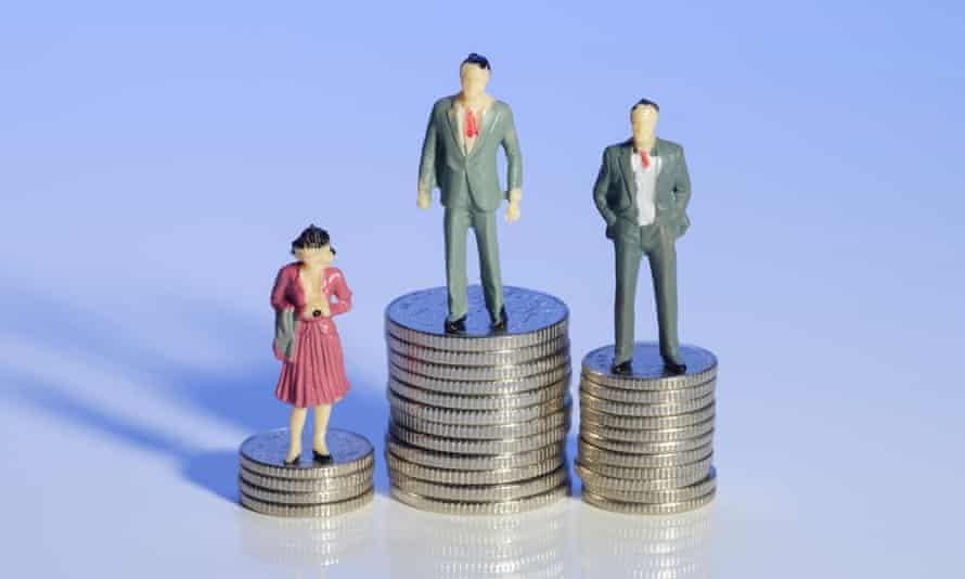 US Money women men equal pay