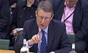 Sir David Normington