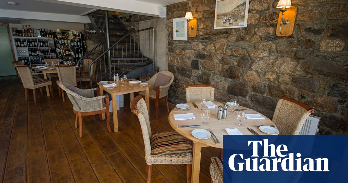 Ben S Cornish Kitchen Restaurant Review Food The Guardian
