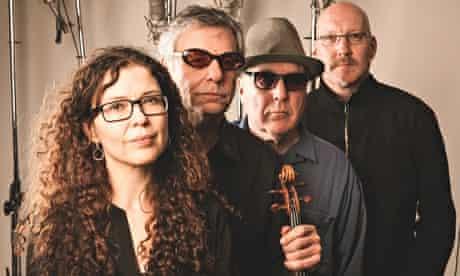Sylvie Courvoisier, Mark Feldman, Billy Mintz and Scott Colley