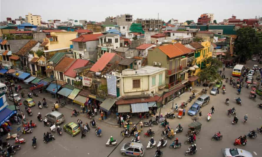 Hanoi town city