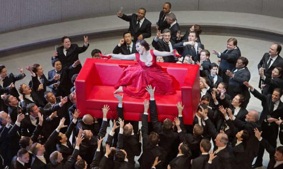 New York Metropolitan Opera