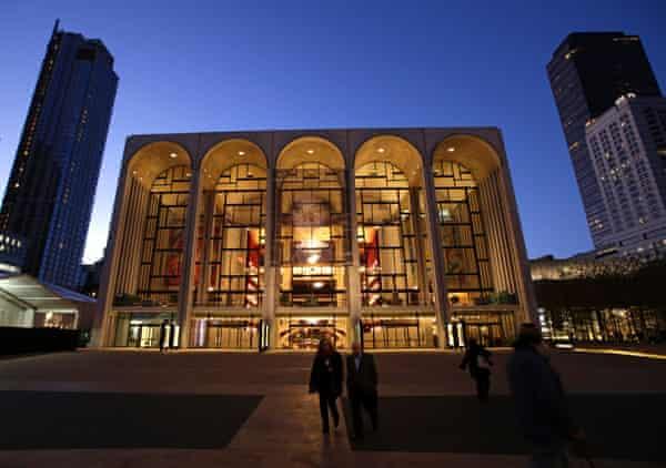 New York's Met Opera