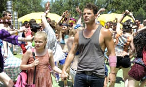 Stop and look: Nathan Phillips and Angourie Rice in These Final Hours.