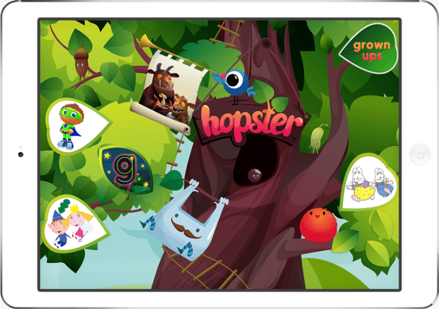 7e0c67dc884 Pre-school app Hopster TV takes on Netflix with The Gruffalo in its corner  | Technology | The Guardian