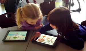 The ScratchJr iPad app was funded by $77k of pledges on Kickstarter.