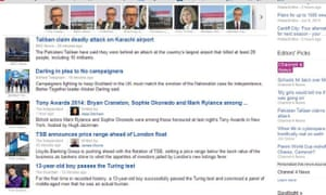 Google news turing