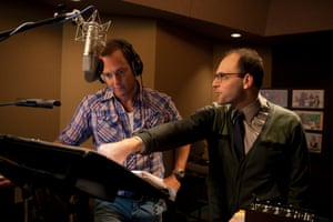 Will Arnett and Raphael Bob-Waksberg.