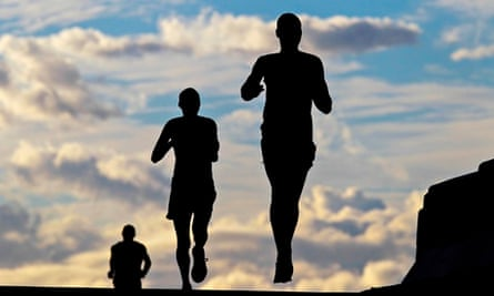 Two Oceans Ultra Marathon in Cape Town