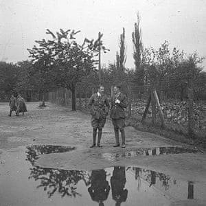 Big picture: First world war prison camp
