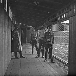 Big picture: First world war prison camps