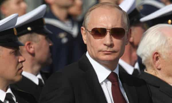 Why Nothing Will Dent Vladimir Putin S Soaring Popularity At Home Russia The Guardian