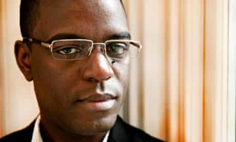 Ugandan gay-rights activist Frank Mughisha