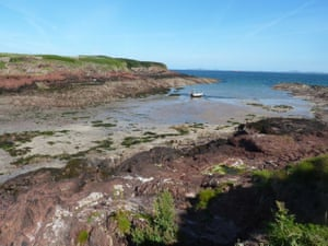 'St Brides Haven, Pembrokeshire Coast Path.'