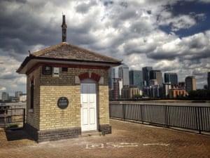 'Greenwich marina.'