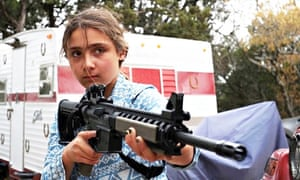 Kids and guns on Channel 4