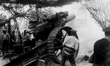 guns 1914