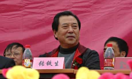 Zhang Tiesheng
