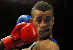 20 photos: Boxing at the Commonwealth Games