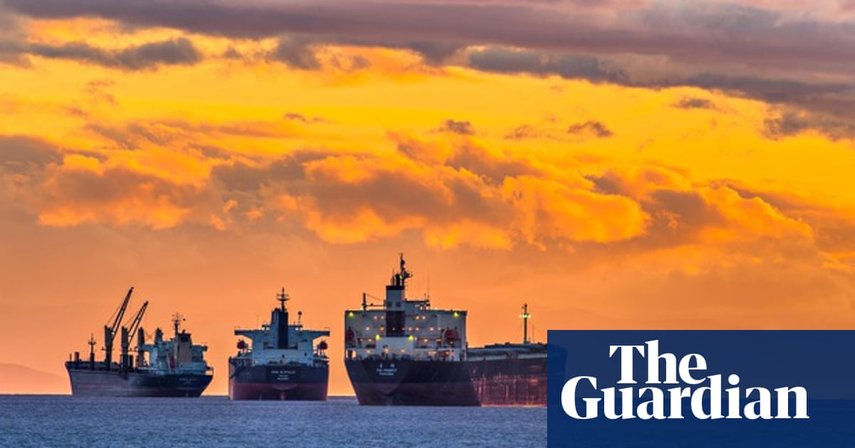 Sustainable shipping is making waves | Guardian Sustainable Business