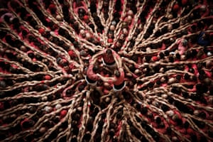 20 photos: Human tower in Catalonia
