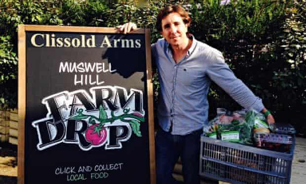 Live Better: FarmDrop Ben Pugh Muswell Hill