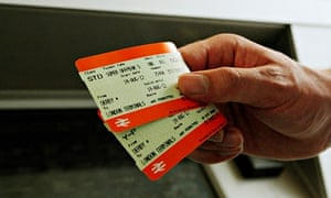 Rail tcket prices set to rise again