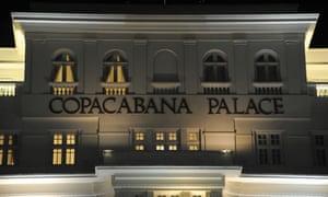 copacabana hotel rio